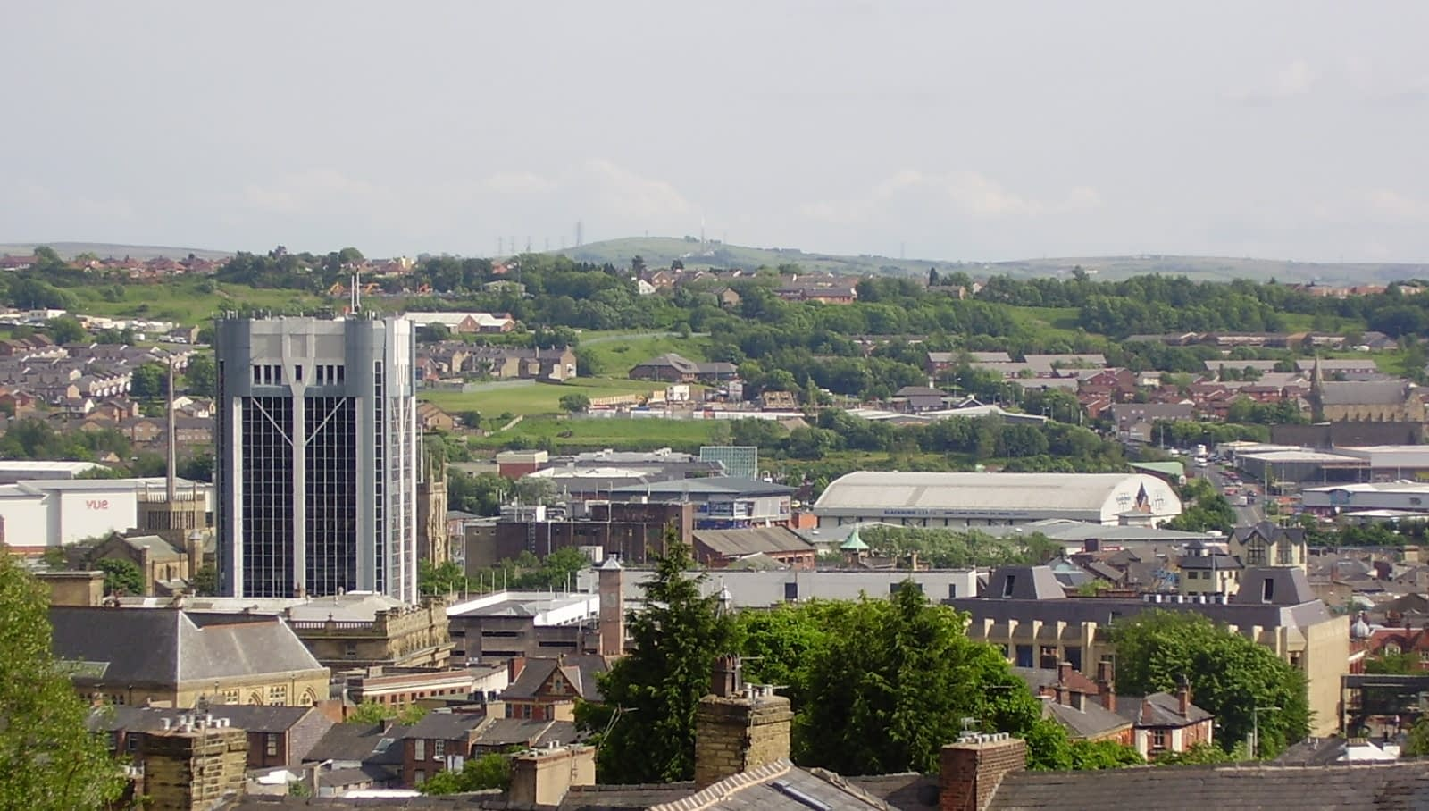 Blackburn Lancashire