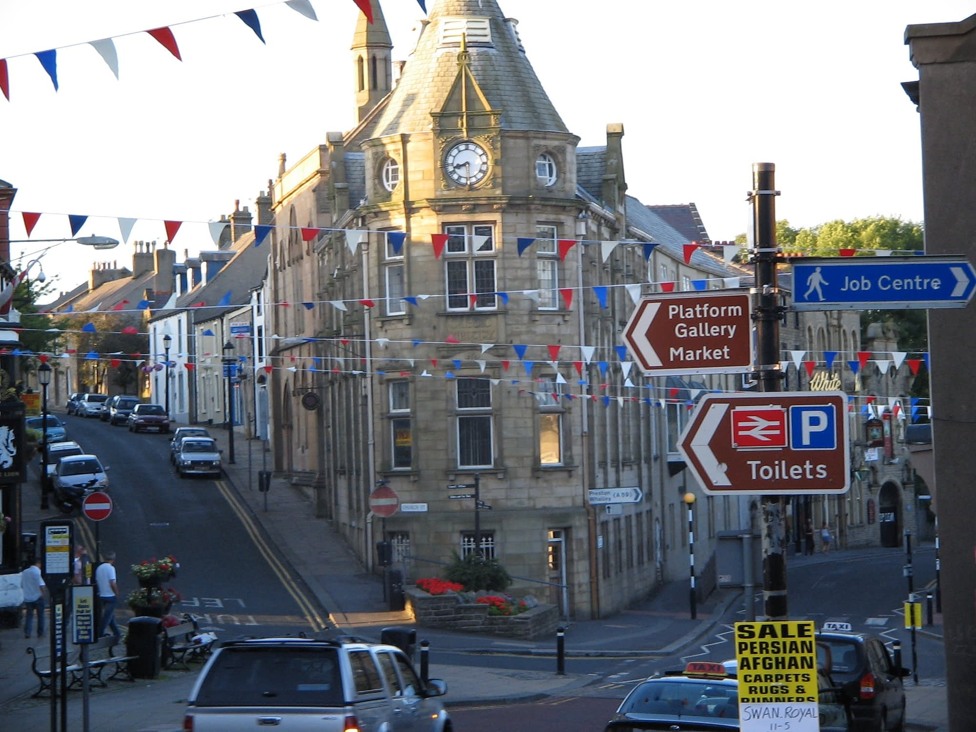 Ribble Valley Best Place to live UK
