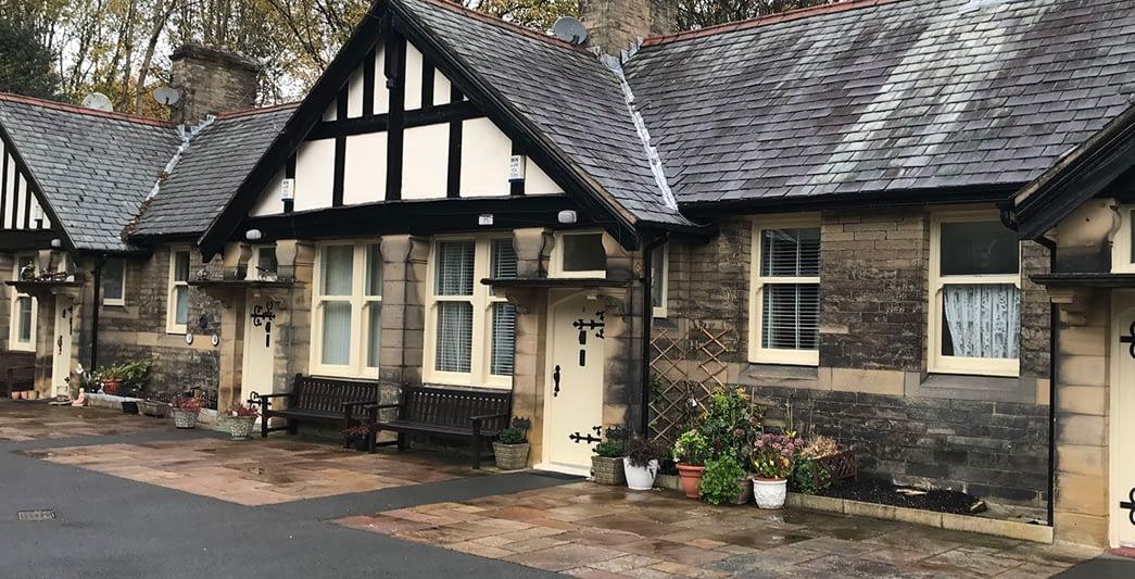 Almhouse Transformation for Blackburn Charity Trust