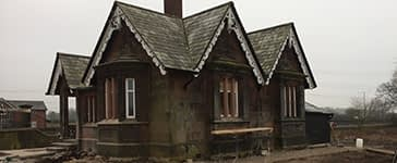 Longborough Lodge Grade II Listed Restoration