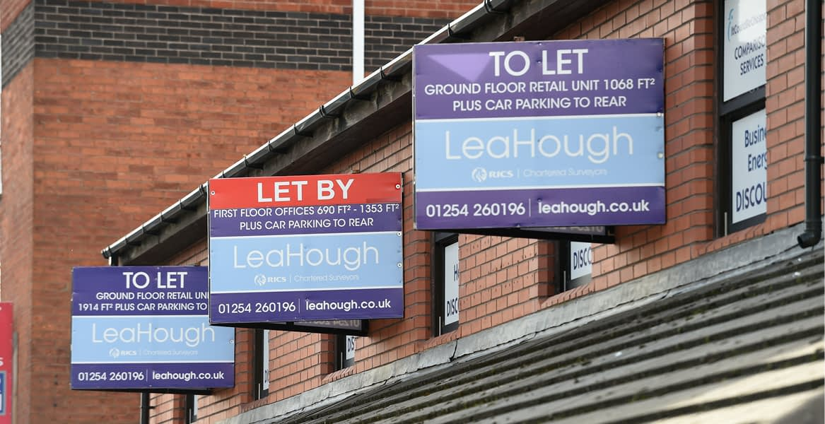 Leasing a commercial property
