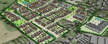housing lancashire planning development